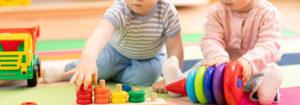 Les jeux éducatifs bébé